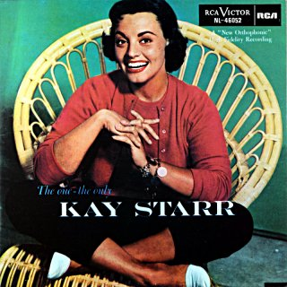 KAY STARR THE ONE THE ONLY KAY STARR Spanish盤