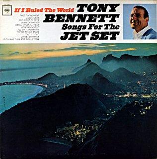 TONY BENNETT SONGS FOR THE JET SET