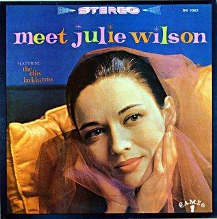 JULIE WILSON MEET JULE WILSON (Fresh sound盤)
