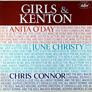 JUNE CHRISTY GIRLS & KENTON / CHRISTY O'DAY CONNOR