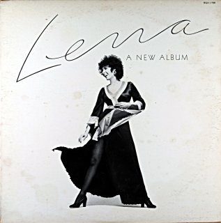 LENA HORNE LENA A NEW ALBUM Us盤