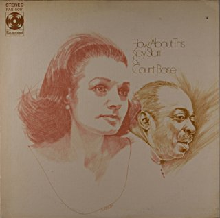 HOW ABOUT THIS KAY STARR & COUNT BASIE Us盤