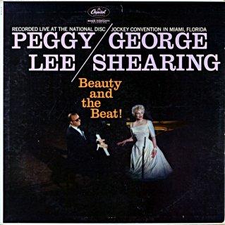 PEGGY LEE GEORGE SHEARING Original盤