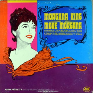 MORGANA KING MORE MORGANA Original盤