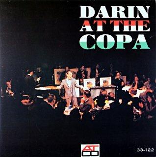 BOBBY DARIN DARIN AT THE COPA