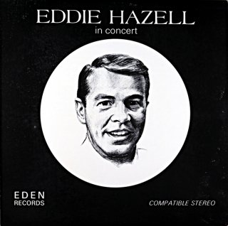 EDDIE HAZELL IN CONCERT Original盤