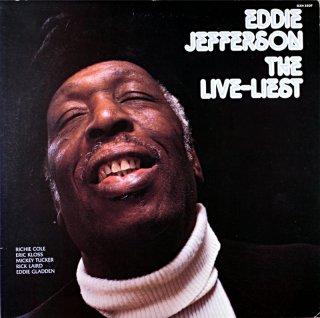 EDDIE JEFFERSON THE LIVE-LIEST