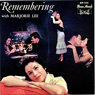 REMEMBERING WITH MARJORIE LEE Us盤