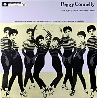 PEGGY CONNELLY (Fresh sound盤)
