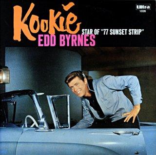 "KOOKIE STAR OF ""77 SUNSET STRIP"" EDD BYRNES"