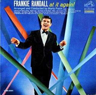 FRANKIE RANDALL AT IT AGAIN !