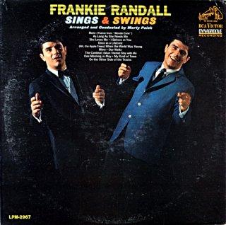 FRANKIE RANDALL SINGS& SWINGS