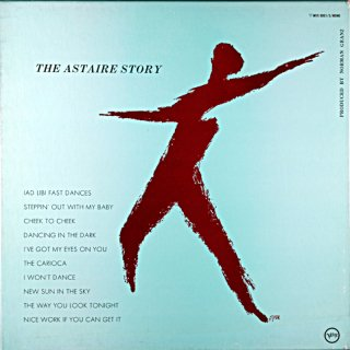 FRED ASTAIRE THE ASTAIRE STORY