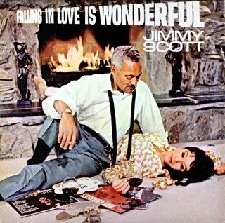 JIMMY SCOTT FALLING IN LOVE IS WONDERFUL