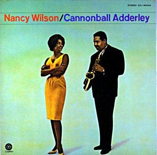NANCY WILSON / CANNONBALL ADERLEY