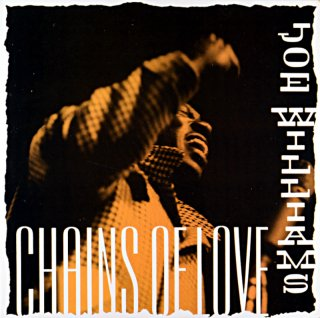 CHAINS OF LOVE JOE WILLIAMS