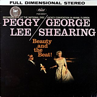 PEGGY LEE / GEORGE SHEARING French盤