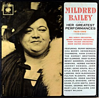 MILDRED BAILEY HER GREAEST PRFOMANCES 1926-1946 3枚組 Us盤
