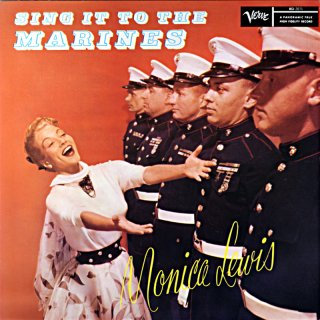 SING IT TO THE MARINES MONICA LEWIS