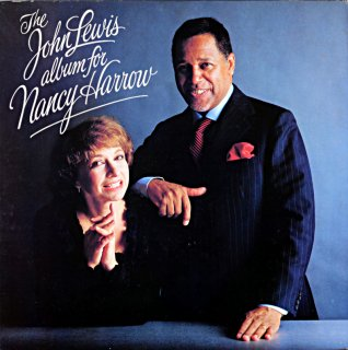 NANCY HARROW THE JOHN LEWIS ALBUM FOR NACY HARROW