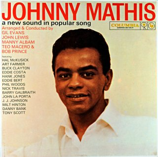 JOHNNY MATHIS A NEW SOUND IN POPULARSONG