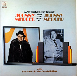 JOHNNY MERCER SINGS THE SONGS OF JOHNNY MERCER
