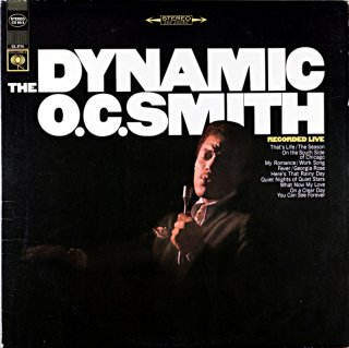THE DYNAMIC O.C.SMITH