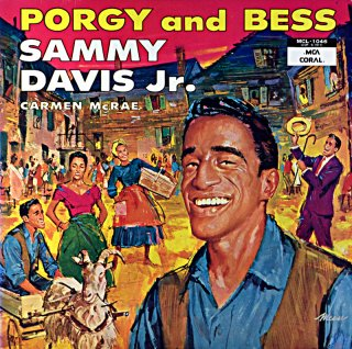SAMMY DAVIS Jr. PORGY AND BESS