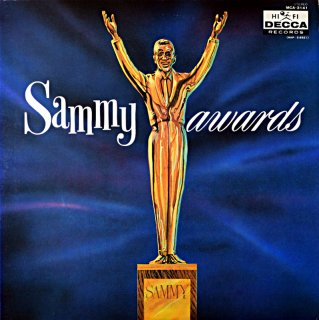 SAMMY AWARDS SAMMY DAVIS, JR.