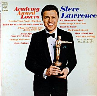 ACADEMY AWARD LOSERS STEVE LAWRENCE