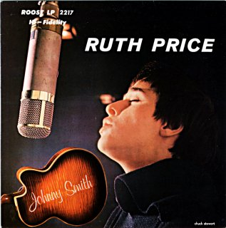 RUTH PRICE SINGS WITH THE JOHNNY SMITH QUARTET (Fresh sound盤)
