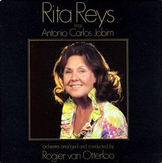 RITA REYS SINGS ANTONIO CARLOS JOBIM Us盤
