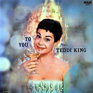 TEDDI KING TO YOU FROM TEDDI KING
