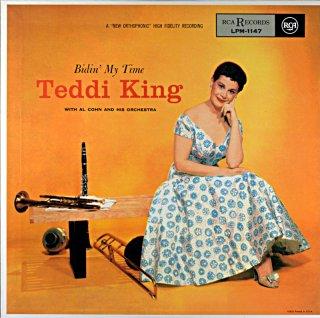 TEDDI KING BININ' MY TIME TEDDI KING