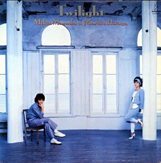 TWILIGHT / MASUDA MIKIO & HIRAGA MARIKO