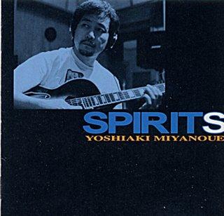 SPIRITS YOSHIAKI MIYANOUE