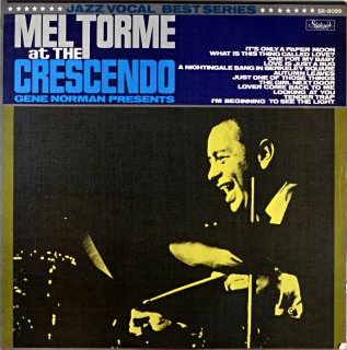 MEL TORME AT THE CRESCENDO