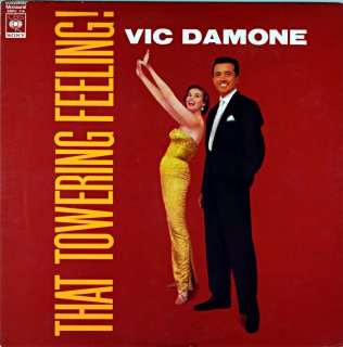 VIC DAMONE THAT TOWERING FEELING !