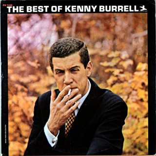 THE BEST OF KENNY BURRELL Us盤