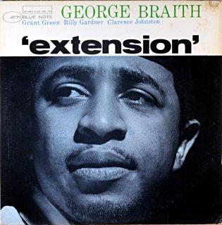 GEROGE BRAITH EXTENSION' Original盤