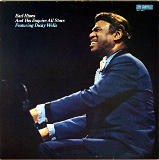 EARL HINES AND HIS ESQUIRE ALL STARS Us盤