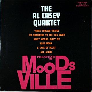 THE AL CASEY QUARTET Original盤