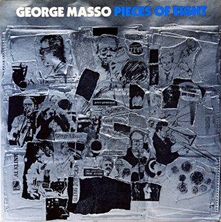 GEORGE MASSO PIECES OF EIGHT Us盤
