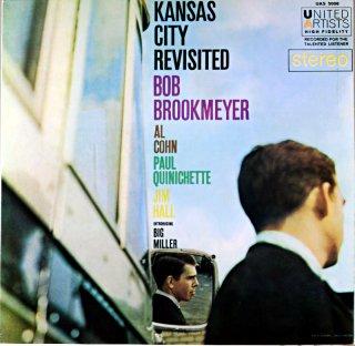 KANSAS CITY REVISITED BOB BROOKMEYER (Fresh sound盤)