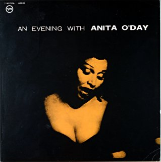 AN EVENING WITH ANITA O'DAY