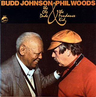 BUDD JOHNSON AND PHIL WOODS Us盤