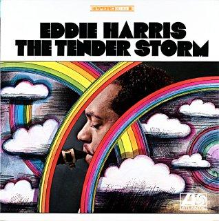 EDDIE HARRIS THE TENDER STORM Us盤