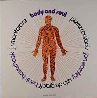 J.R. MONTEROSE BODY AND SOUL Holland盤