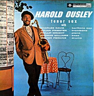 HAROLD OUSLEY TENOR SAX (Fresh sound盤)