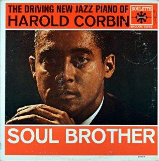 HAROLD CORBIN SOUL BROTHER Original盤